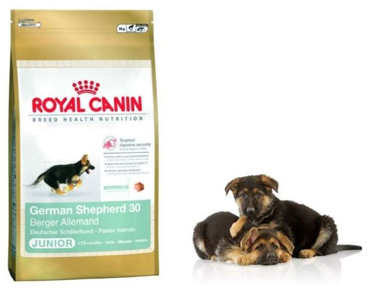 Корм royal canin как давать щенкам